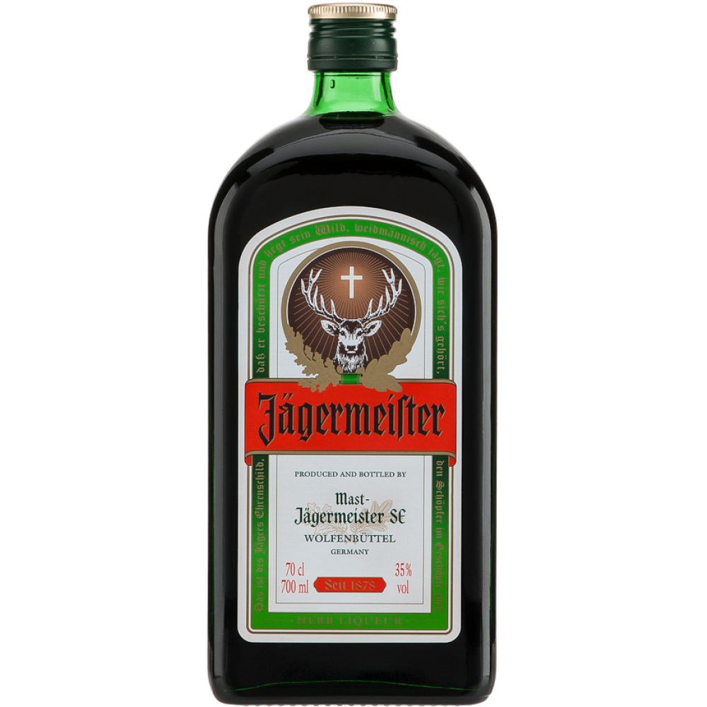 JAGERMEISTER 1,0L