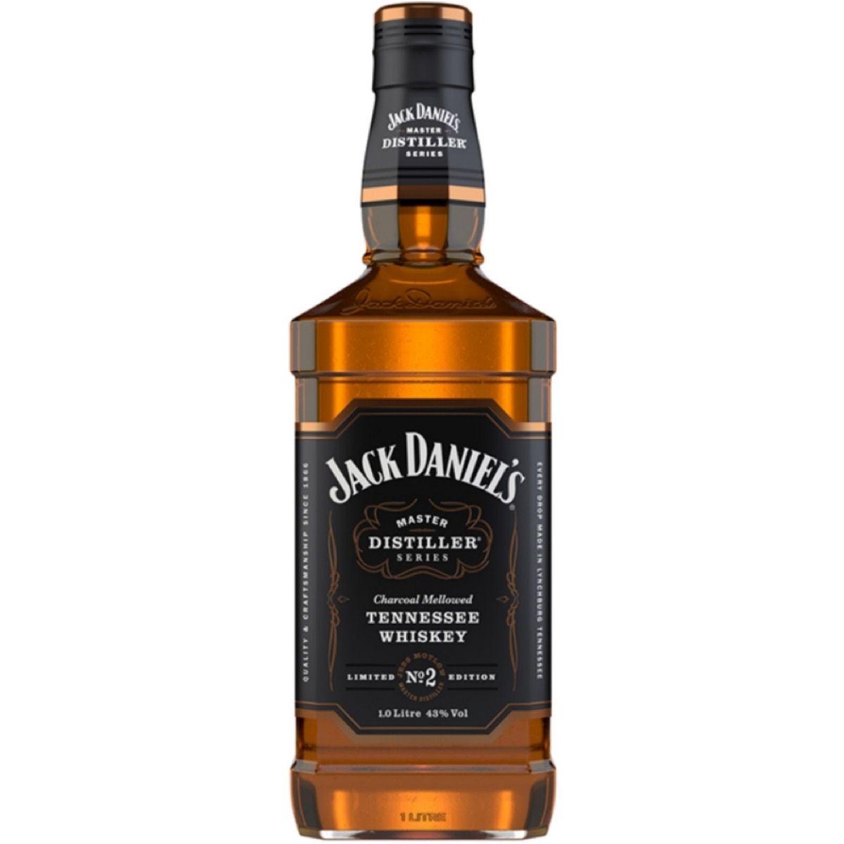 JACK DANIEL'S MASTER DISTILLER 0,7 L.