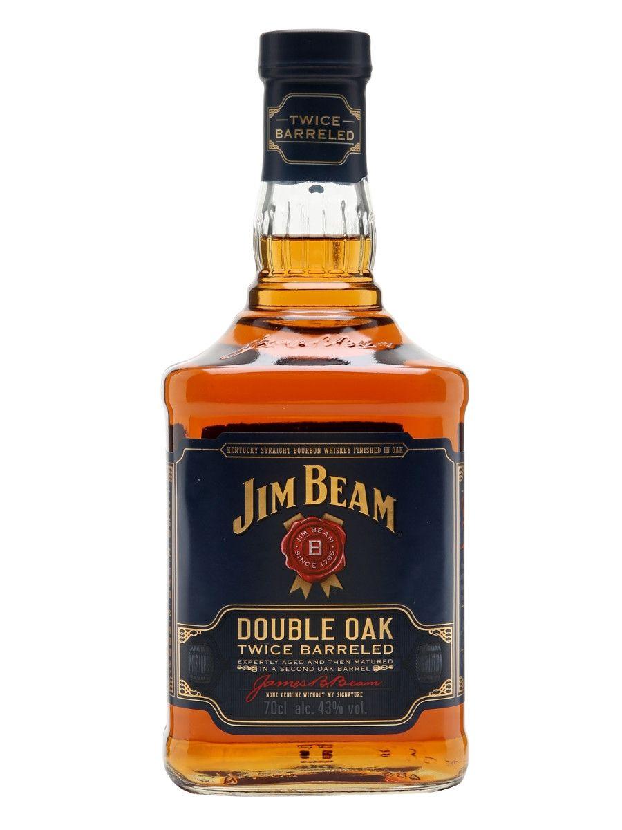 JIM BEAM DOUBLE OAK 0,7L