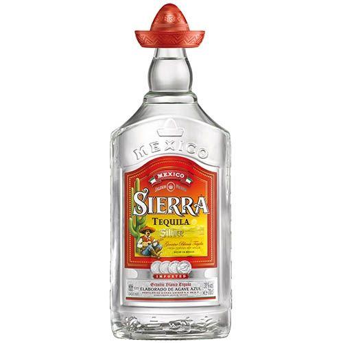 SIERRA TEQUILA SILVER 0,5 L