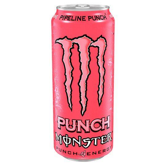 MONSTER PIPELINE PUNCH 0,5L